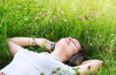 Relaxation: Finding What Works For You