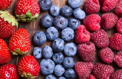 Include Berries in Your Breakfast to Improve Liver Functions
