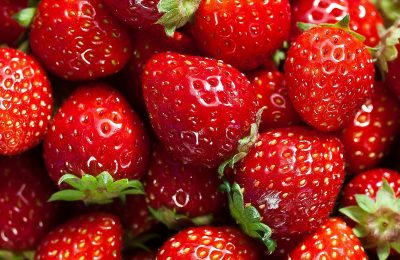 TOP REASONS Why Strawberries Are A HEALTH BOOSTER! Feeling Hungry For Some?!