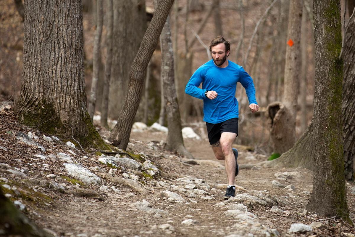 Running is easy
