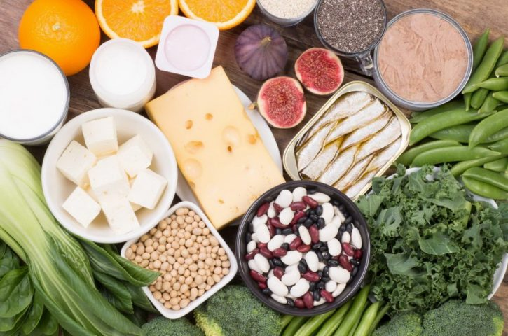How to get calcium on a plant-based diet?